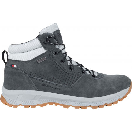 Men's walking shoes - ALPINE PRO AGIM - 3