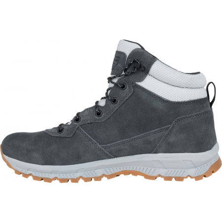 Men's walking shoes - ALPINE PRO AGIM - 4