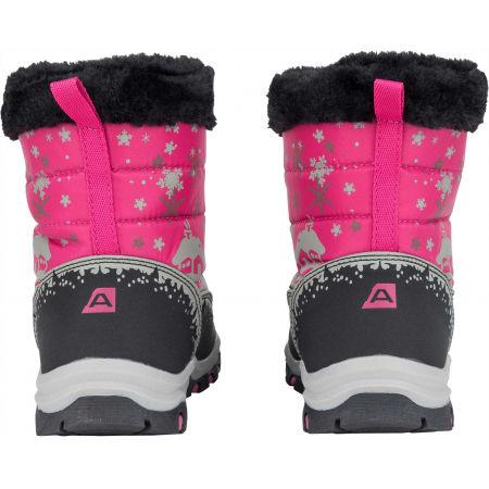 Detská zimná obuv - ALPINE PRO TREJO - 7
