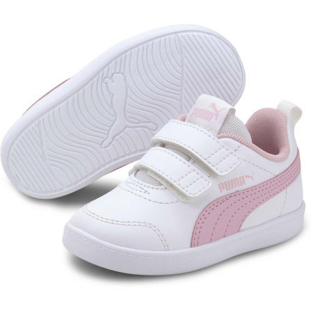 Puma COURTFLEX V2 V INF - Children's outdoor sneakers