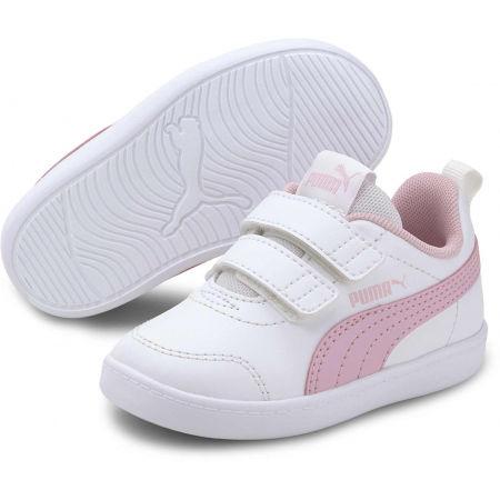 Puma COURTFLEX V2 V INF - Dětské vycházkové tenisky