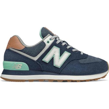 New Balance WL574BCM - Damen Sneaker