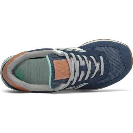 Дамски обувки за свободно носене - New Balance WL574BCM - 3