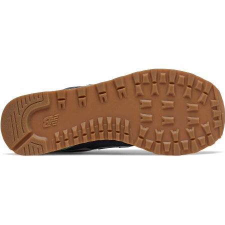 Дамски обувки за свободно носене - New Balance WL574BCM - 4