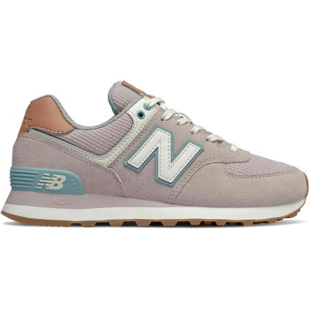 New Balance WL574BCN - Women's leisure shoes