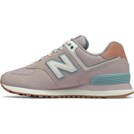 Дамски обувки за свободно носене - New Balance WL574BCN - 2