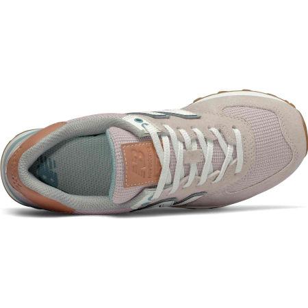 Дамски обувки за свободно носене - New Balance WL574BCN - 3