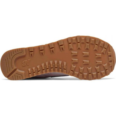 Дамски обувки за свободно носене - New Balance WL574BCN - 4