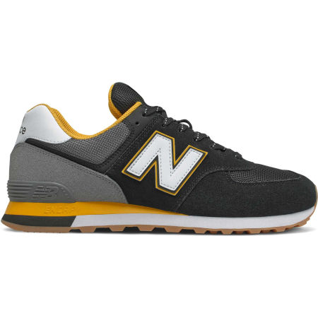 Pánská volnočasová obuv - New Balance ML574SKA - 1