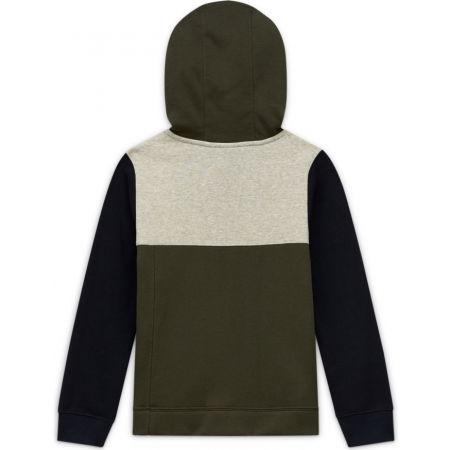 Bluza chłopięca - Nike NSW HOODIE FZ KIDS PACK B - 2