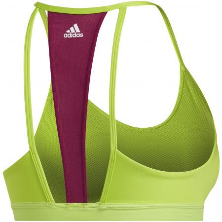 Women's bra - adidas AM 3S MESH BRA - 2