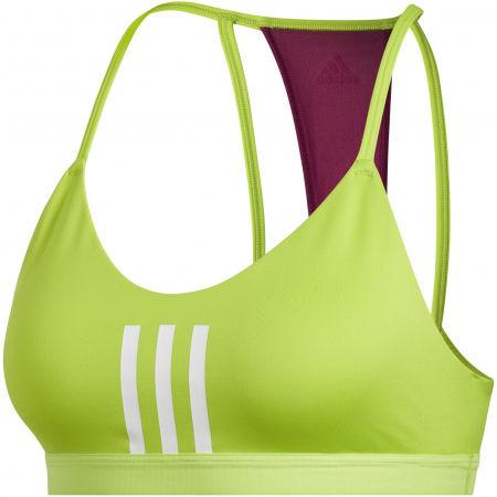 Women's bra - adidas AM 3S MESH BRA - 1