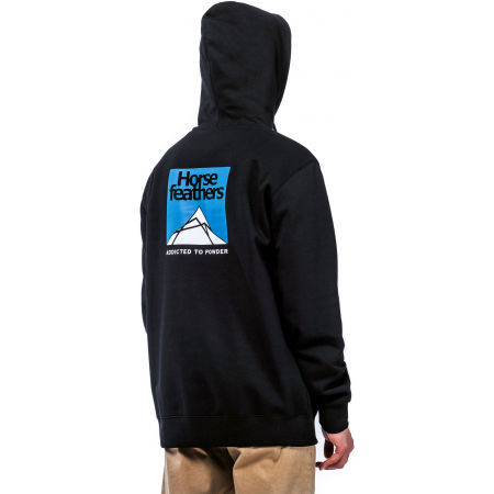 Men's sweatshirt - Horsefeathers LEX SWEATSHIRT - 2