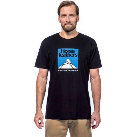 Men's T-shirt - Horsefeathers LEX SS T-SHIRT - 1