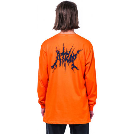 Men's long sleeve T-shirt - Horsefeathers ELVIN ATRIP T-SHIRT - 2