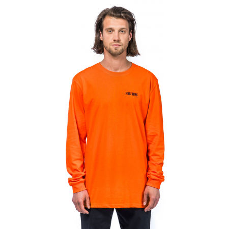 Horsefeathers ELVIN ATRIP T-SHIRT - Men's long sleeve T-shirt