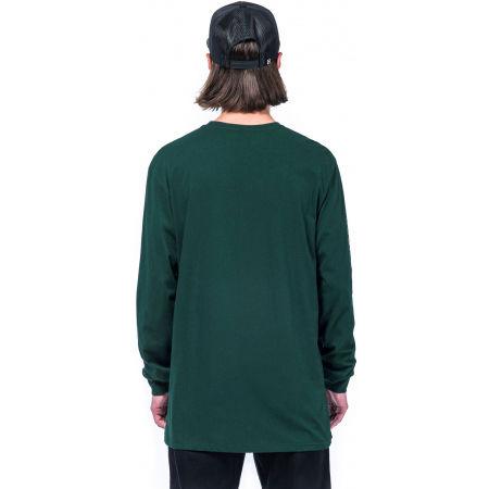 Pánske tričko s dlhým rukávom - Horsefeathers LEX LS T-SHIRT - 3