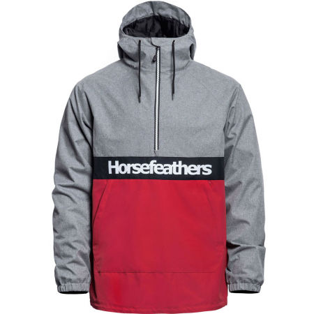 Pánska zimná bunda - Horsefeathers PERCH JACKET - 1