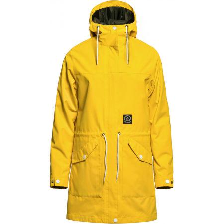 Dámska zimná bunda - Horsefeathers AKIRA JACKET - 1