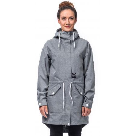 Women's winter jacket - Horsefeathers AKIRA JACKET - 3