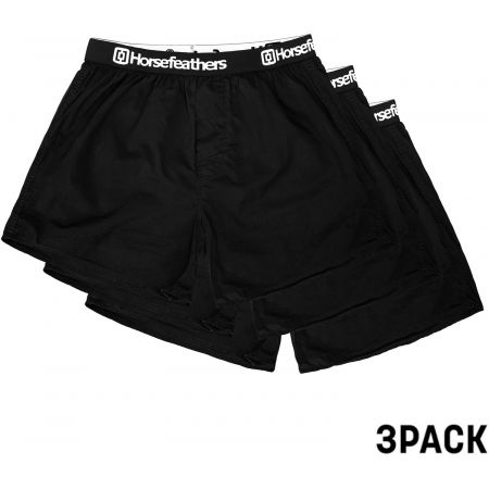 Horsefeathers FRAZIER 3PACK BOXER SHORTS - Мъжки боксерки
