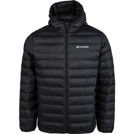 Columbia LAKE 22 DOWN HOODED JACKET - Kurtka zimowa męska