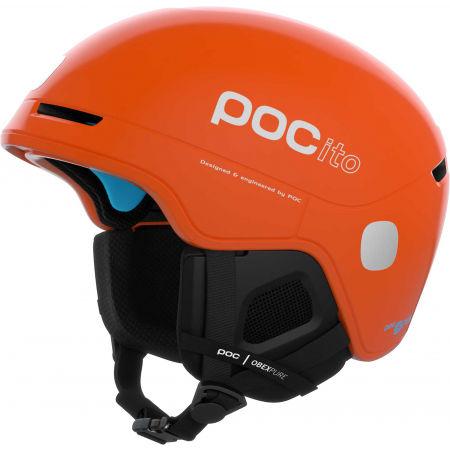 Kids' ski helmet - POC POCito OBEX SPIN - 2