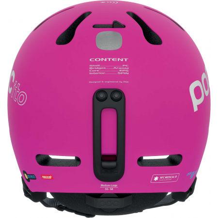 Dětská lyžařská helma - POC POCito FORNIX SPIN - 4