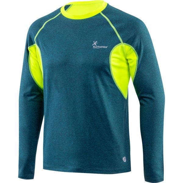 Klimatex CRUZ - Pánske bežecké tričko