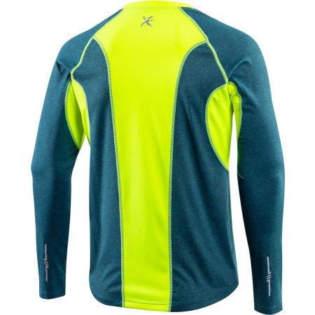 Pánske bežecké tričko - Klimatex CRUZ - 2