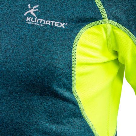 Pánske bežecké tričko - Klimatex CRUZ - 3