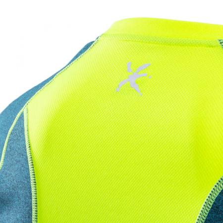 Pánske bežecké tričko - Klimatex CRUZ - 4