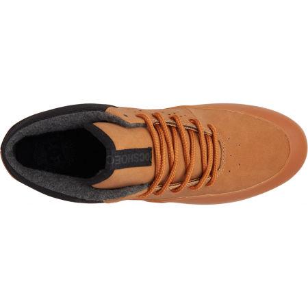 Men's walking shoes - DC INFINITE MID WNT - 4
