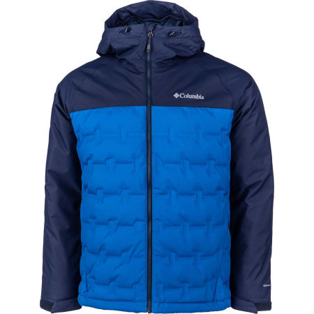 Columbia M GRAND TREK DOWN JACKET - Pánska bunda