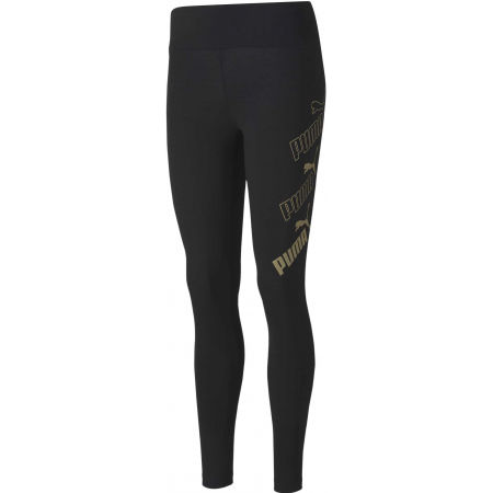 Puma AMPLIFIED LEGGINGS - Colanți sport de damă