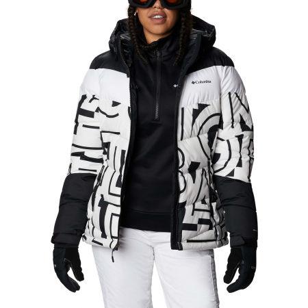 Geacă matlasată de schi damă - Columbia ABBOTT PEAK INSULATED JACKET - 4