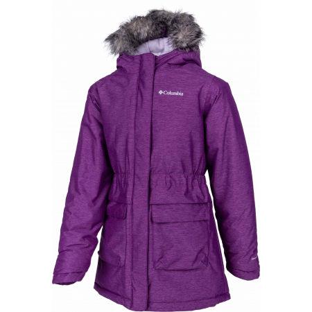 Detská zimná bunda - Columbia NORDIC STRIDER JACKET - 2