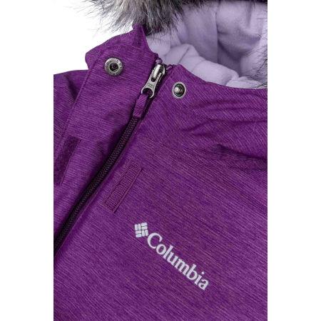 Detská zimná bunda - Columbia NORDIC STRIDER JACKET - 5