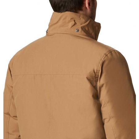 Pánská zimní bunda - Columbia MARGUAM PEAK JACKET - 7