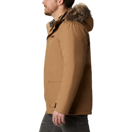 Мъжко зимно яке - Columbia MARGUAM PEAK JACKET - 2