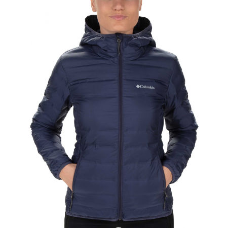 Columbia LAKE 22 DOWN HOODED JACKET - Geacă puf damă
