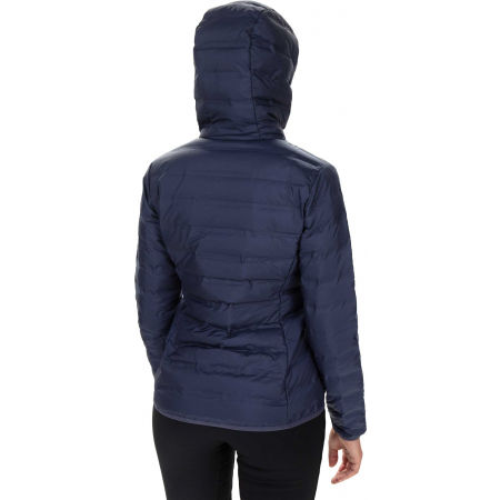 Women's down jacket - Columbia LAKE 22 DOWN HOODED JACKET - 3