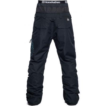 Pantaloni de schi/snowboard bărbați - Horsefeathers CHARGER EIKI PANTS - 2