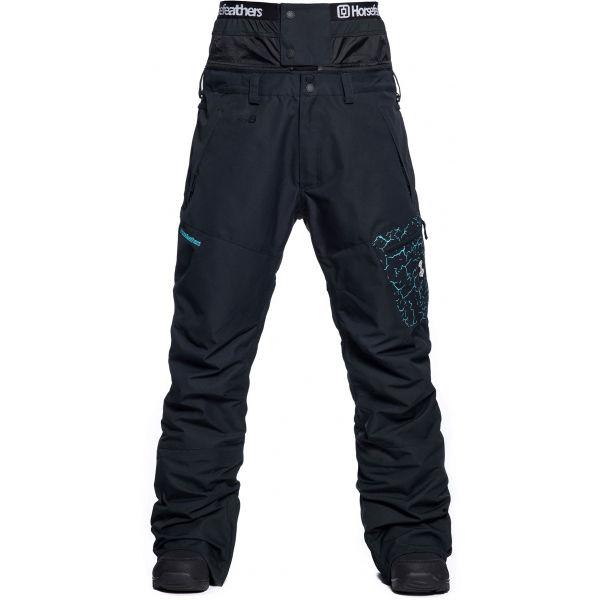 Horsefeathers CHARGER EIKI PANTS - Pánske lyžiarske/snowboardové nohavice