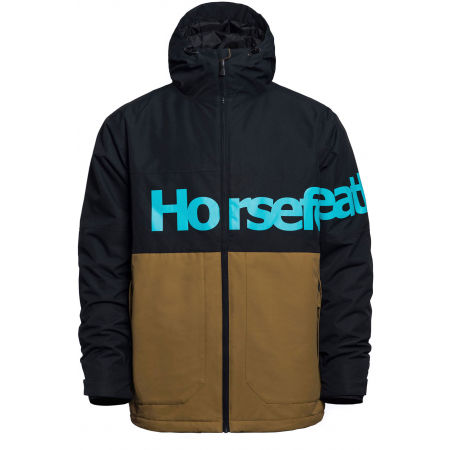 Horsefeathers MORSE JACKET - Pánska lyžiarska/snowboardová bunda