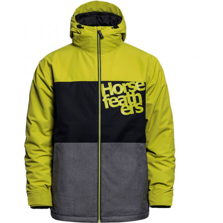 Horsefeathers HALE JACKET - Pánská lyžařská/snowboardová bunda