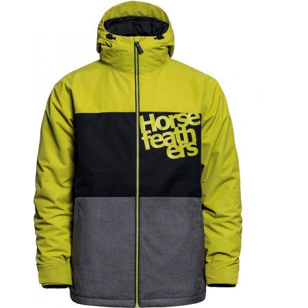 Kurtka narciarska/snowboardowa męska - Horsefeathers HALE JACKET - 1