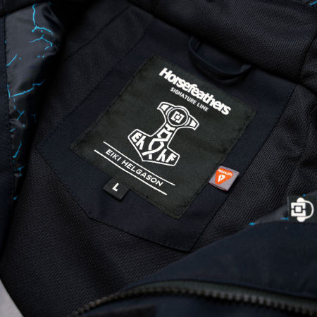 Men's ski/snowboarding jacket - Horsefeathers RIPPLE EIKI JACKET - 3