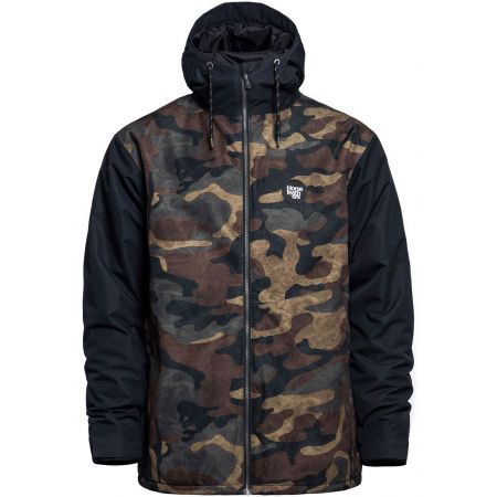 Men's ski/snowboard jacket - Horsefeathers KNOX JACKET - 1