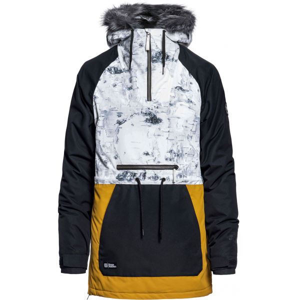 Horsefeathers DERIN JACKET - Dámska lyžiarska/snowboardová bunda